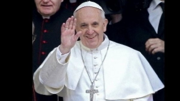 Primera jornada oficial del papa Francisco