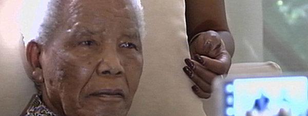 Mandela permanece hospitalizado y su situación es