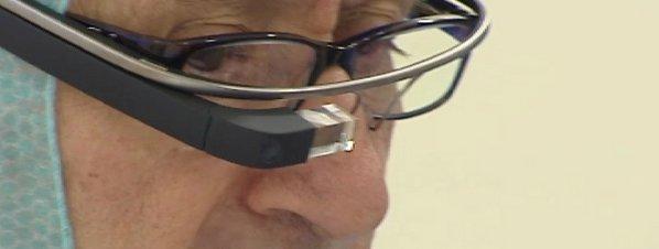 Las Google Glass, a quirófano