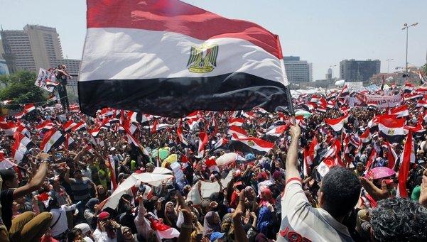 Un año de Mursi como presidente de Egipto