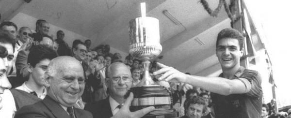 Final Copa del Rey Juvenil 1986