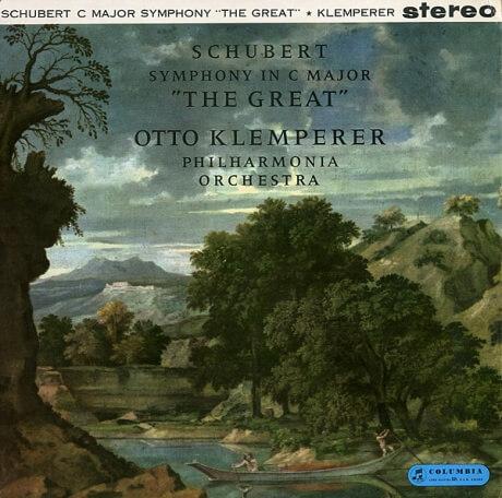 GB COL SAX2397 オットー・クレンペラー シューベルト・交響曲9番「ザ・グレート」