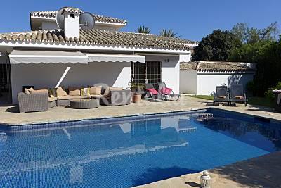 Villa de 10 habitaciones a 2 km de la playa Málaga