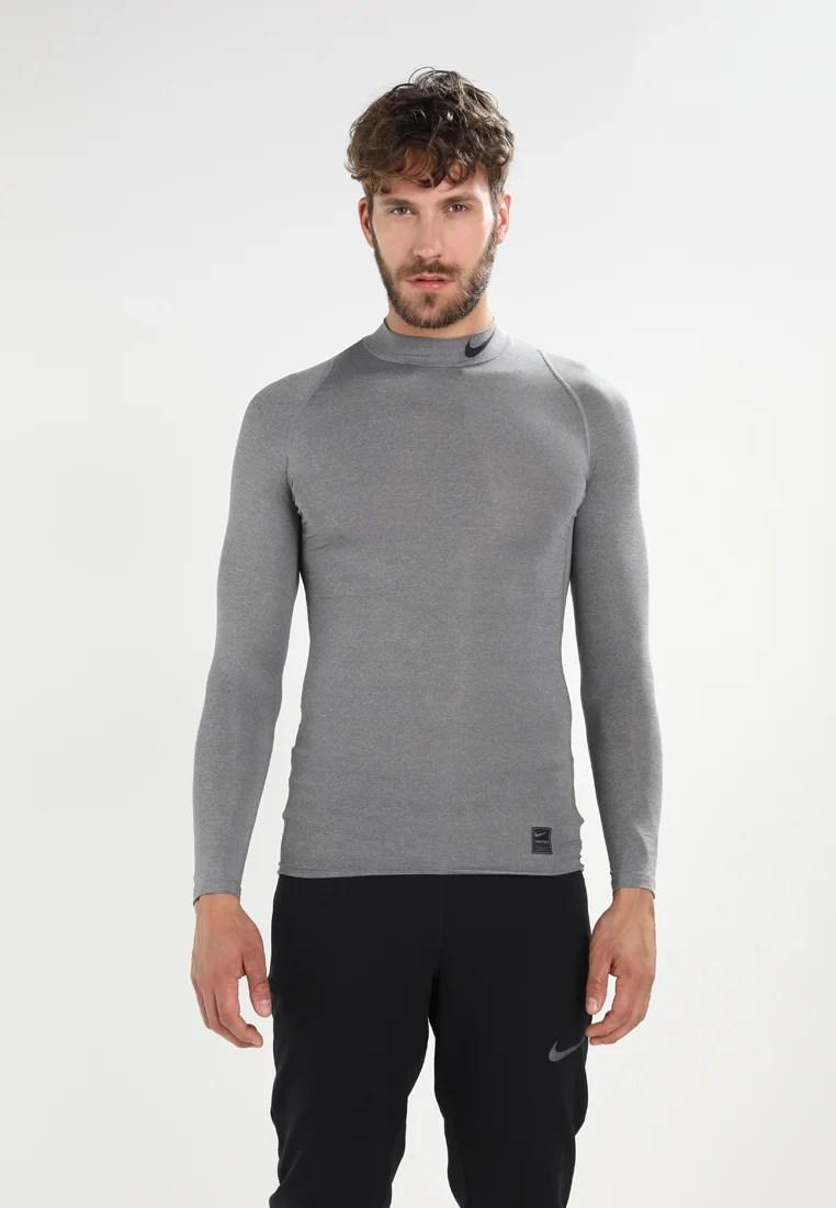 Download Nike Performance PRO COMPRESSION MOCK - T-shirt de sport ...