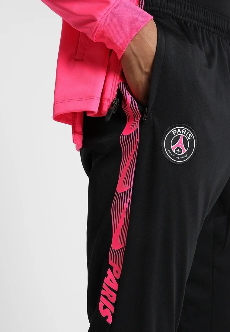 paris st germain dry suit vereinsmannschaften hyper pink black