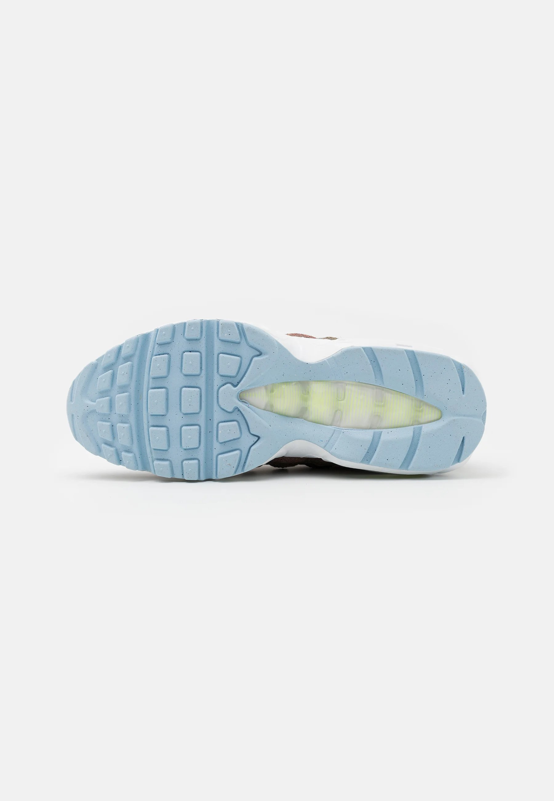 air max 95 nrg unisex sneaker low vast grey white barely volt bright crimson black