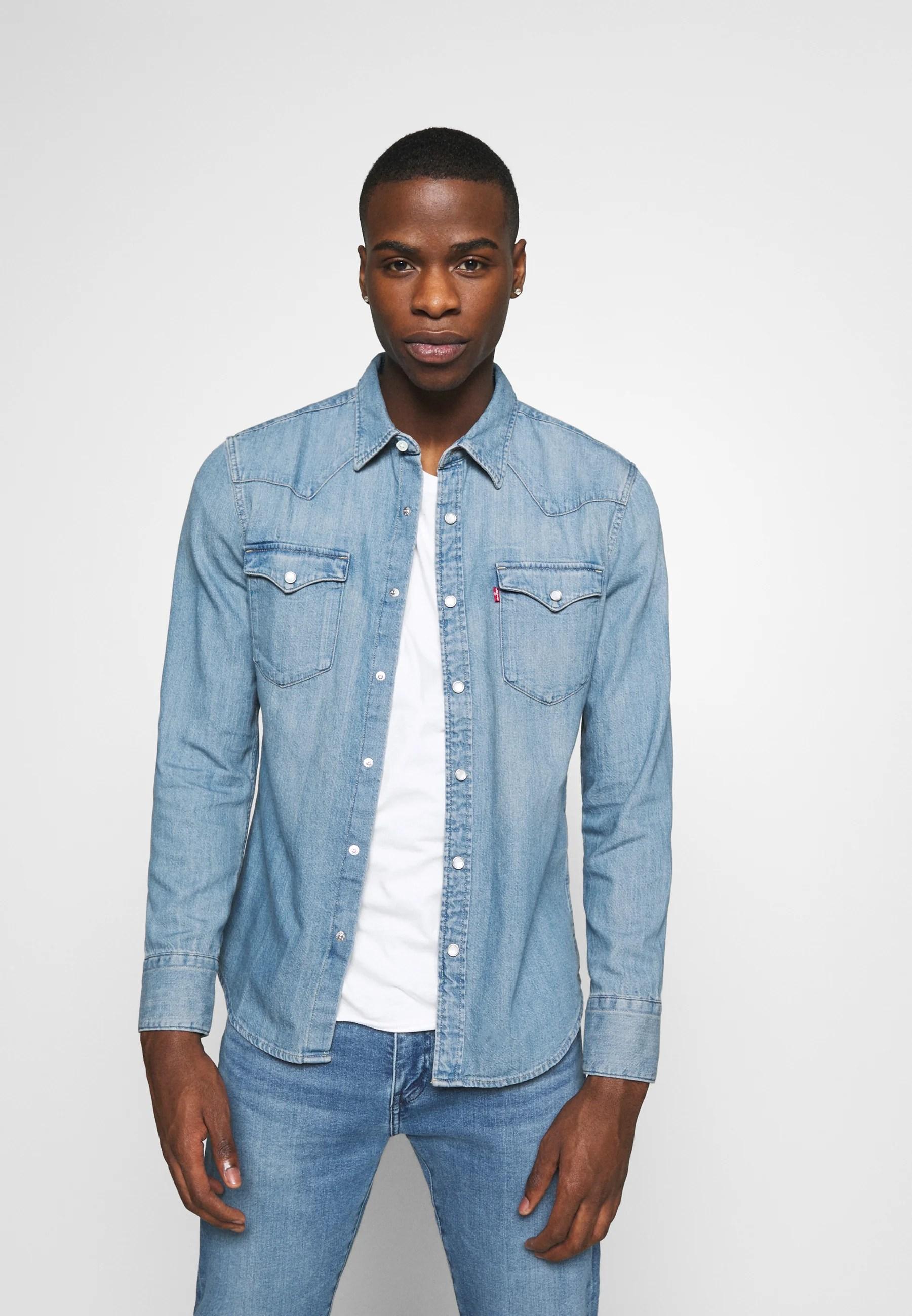 Chemises Homme Levi S Achetez En Ligne Zalando