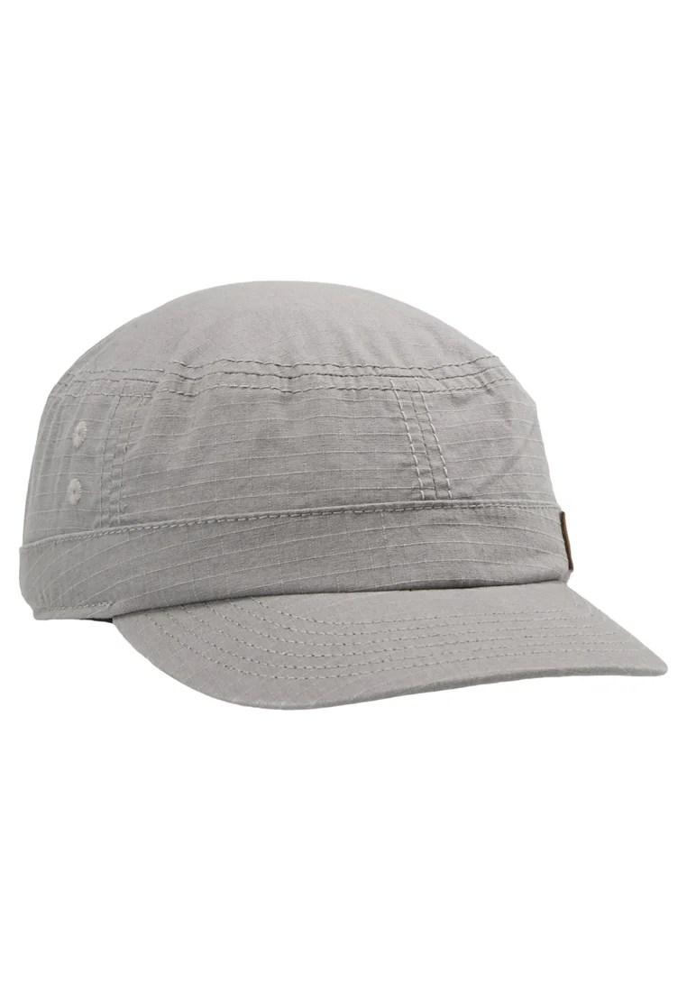 Quiksilver Renegade Cap Sleet Grau Zalando De
