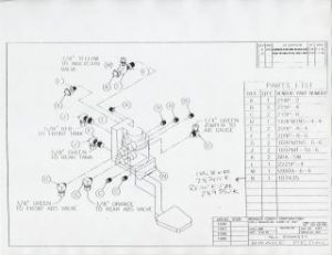 1996 Monaco Dynasty Electrical Wiring Diagrams Schematics