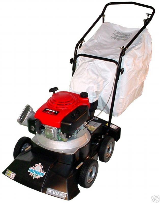 Yard Vacuums Leaf Shredders