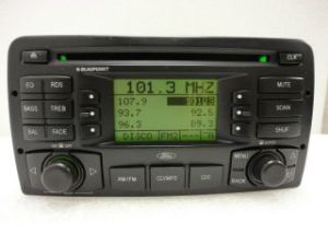 Ford Focus Radio Stereo CD Player Blaupunkt OEM (Fits Ford