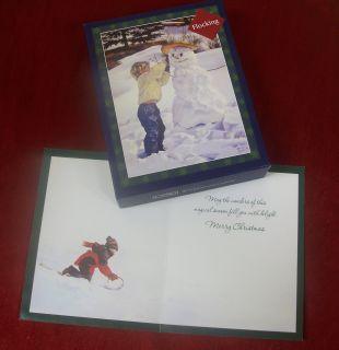 Marian Heath Lawson Falle Boxed Christmas Cards We Saw