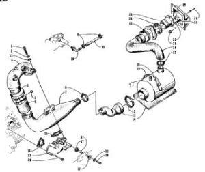 Tigershark Crankshaft 1996 99 ALL 770 Daytona TS TSR TSL