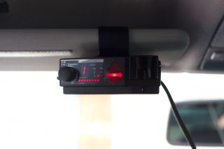 Uniden Radar Detector Super Wide Band 360 Laser SST Model