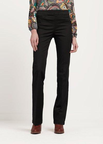Pantalone modello Victoria colore nero - Black - Immagine categoria