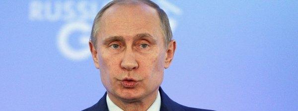 Putin culpa a los rebeldes del ataque con armas químicas en Siria
