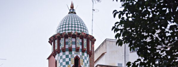 La casa Vicens de Barcelona se abrirá al público