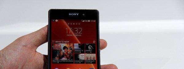 Probamos el Sony Xperia Z2