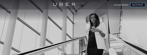 Los taxistas declaran la guerra a la aplicación Uber para contratar trayectos a particulares