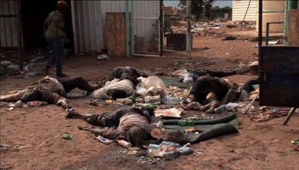 Masacre étnica en Sudán del Sur