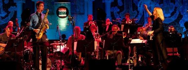 Voll Damm Jazz festival Barcelona photo