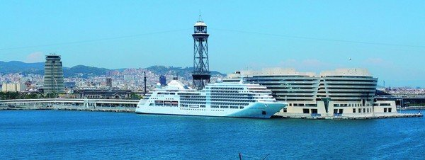 Cruise Port of Barcelona 2015