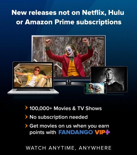 Fandango Now Movies