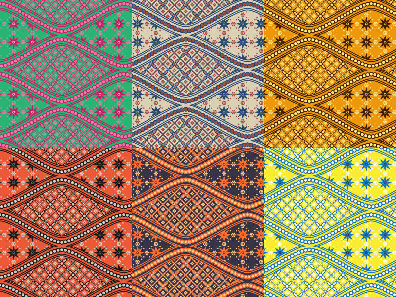 Image result for Indonesian patterns