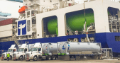Natural Gas Trucks Fueling