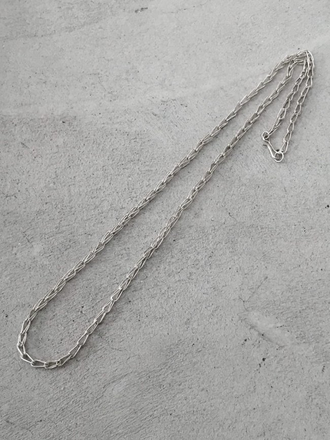 Indian Jewelry|Navajo / CHAIN NECKLACE #SILVER