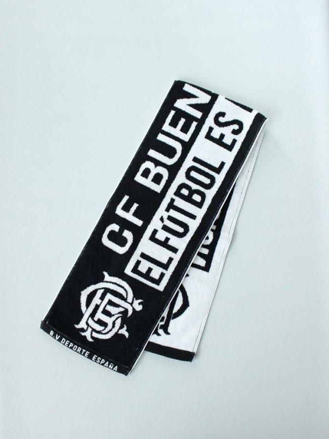 BUENA VISTA|CBF TOWEL #BLACK