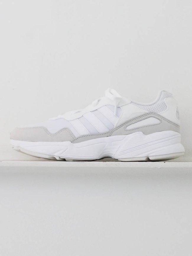 adidas Originals|YUNG-96 ランニングホワイト/ランニングホワイト/グレーTWO F17 #WHITE [EE3682]