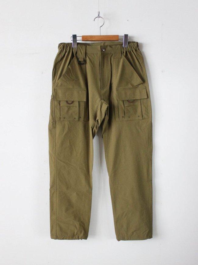 Nasngwam. CRAGGY PANTS #OLIVE [P1917303]