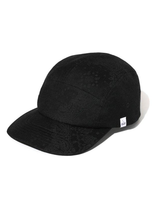 MAGIC STICK 3LAYER ESTL CAP #BLACK PAISLEY [21SS-MS1-006]