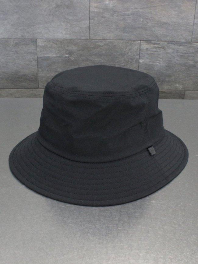 DAIWA PIER39|TECH BUCKET HAT -RIP STOP- #BLACK [BC-55021W]