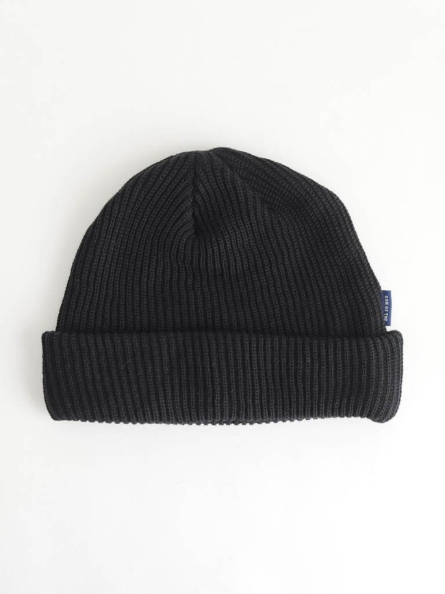 SON OF THE CHEESE|C100 KNITCAP #BLACK [SC1810-CP10]