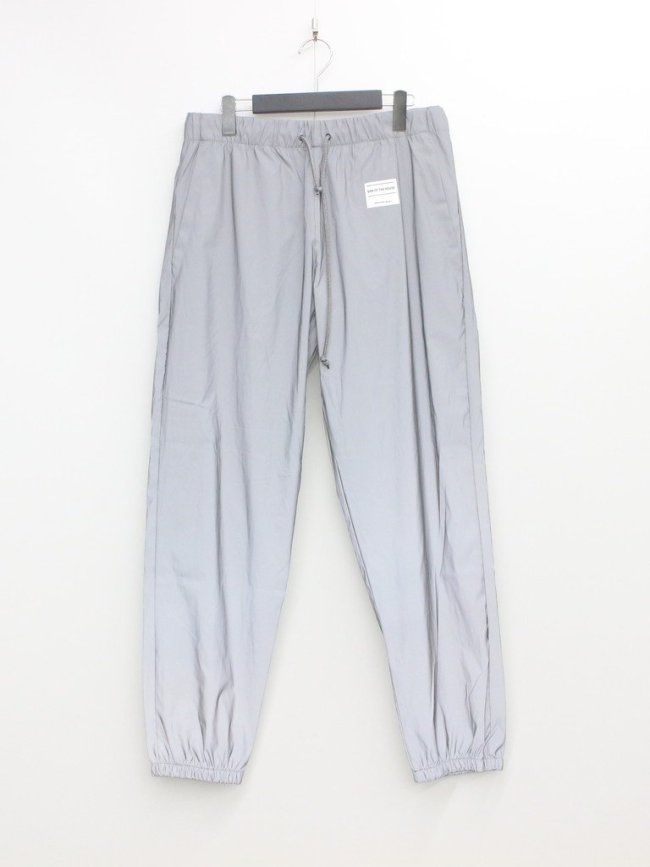 SON OF THE CHEESE REF PANTS #SILVER [SC2120-PN13]