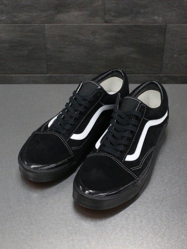 VANS OLD SKOOL 36 DX (ANAHEIM FACTORY) #OG BLACK WHITE/OG BLACK [VN0A54F39XN]