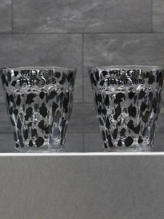 WACKO MARIA|DURALEX | TWO SETS GLASS #CLEAR [21FW-WMA-GG02]