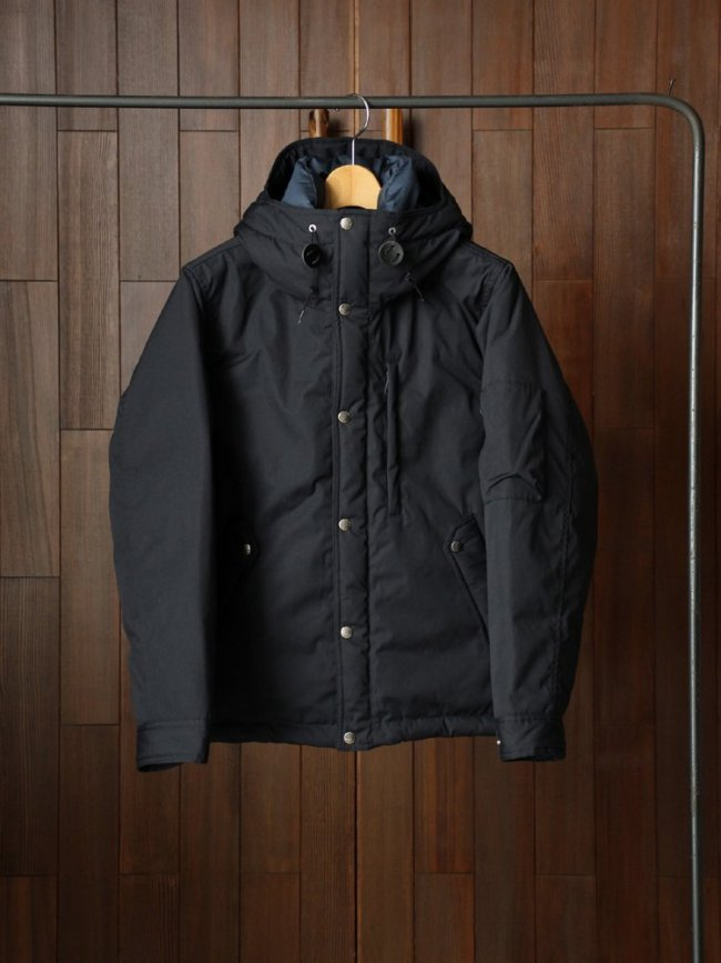 THE NORTH FACE PURPLE LABEL|65/35 MOUNTAIN SHORT DOWN PARKA #DARK NAVY