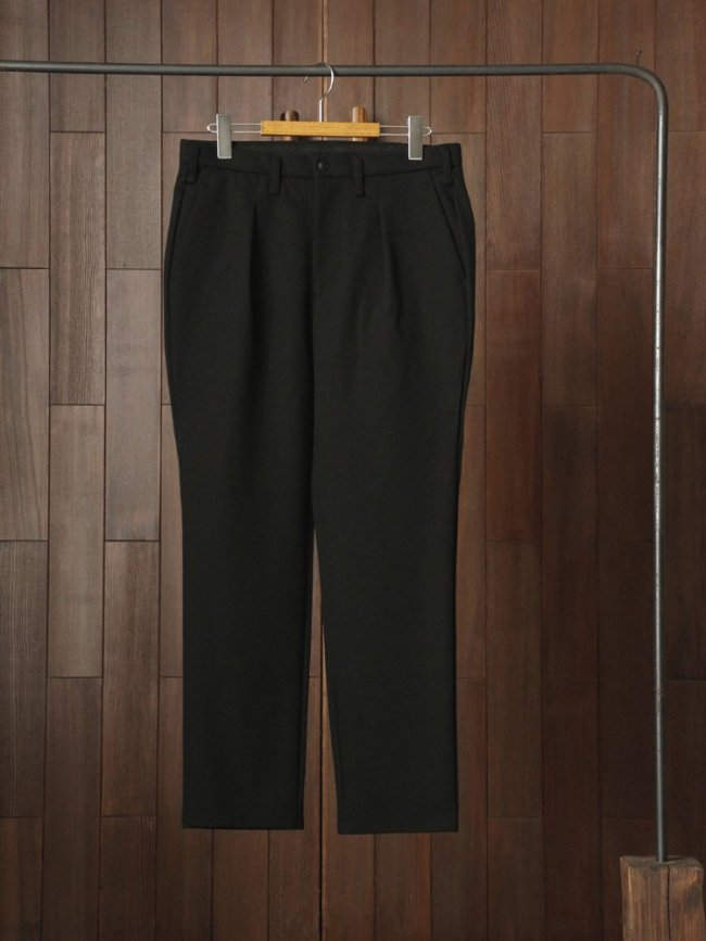 CURLY|TRACK TROUSERS #BLACK