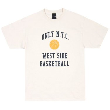 「【ONLY NY】オンリーニューヨーク WEST SIDE BASKETBALL Tee」の画像検索結果