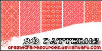 patterns03 by crazykira-resources