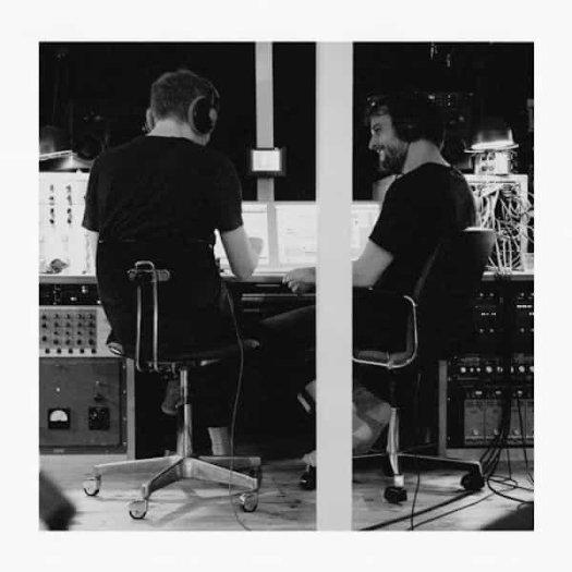 ÓLAFUR ARNALDS & NILS FRAHM / Trance Frendz (LP)