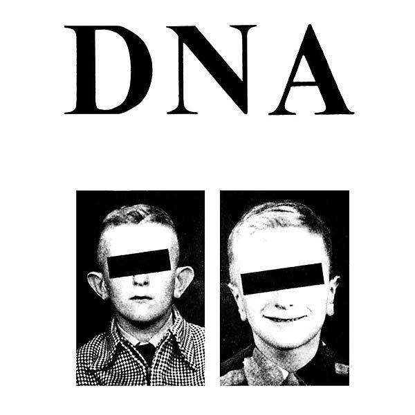 DNA / You & You (7 inch)