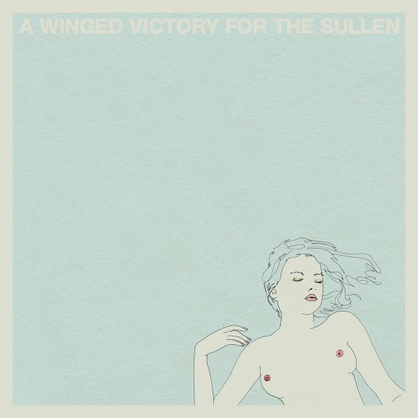 A WINGED VICTORY FOR THE SULLEN / A Winged Victory For The Sullen (LP)