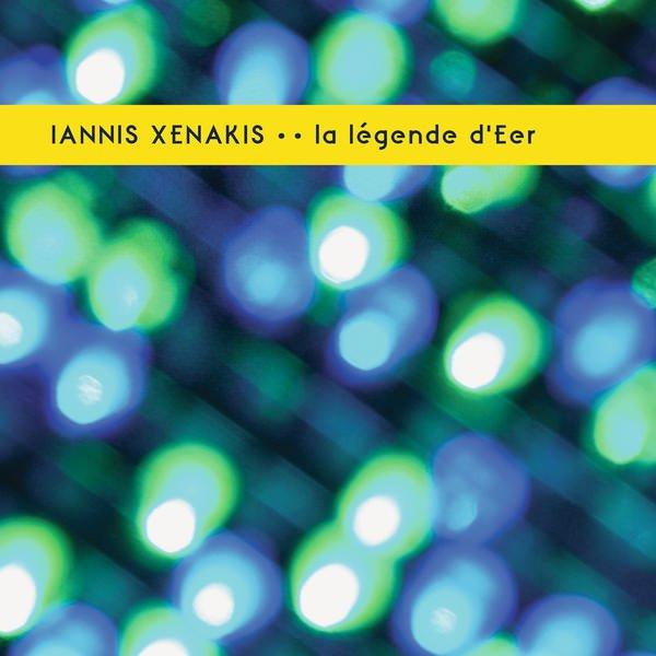 IANNIS XENAKIS / La Légende D'Eer (LP+DL)