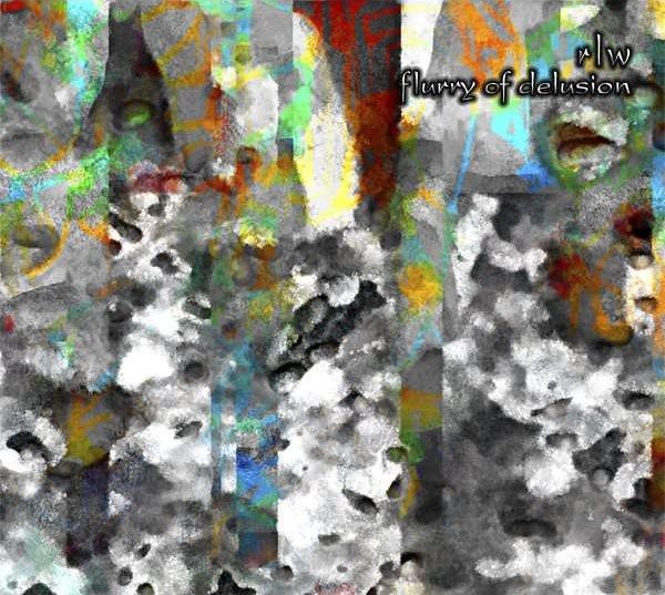 RLW / Flurry Of Delusion (CD)