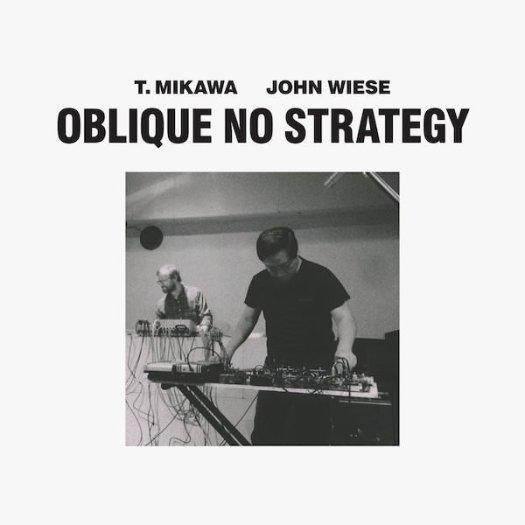 T. MIKAWA / JOHN WIESE / Oblique No Strategy (CD)