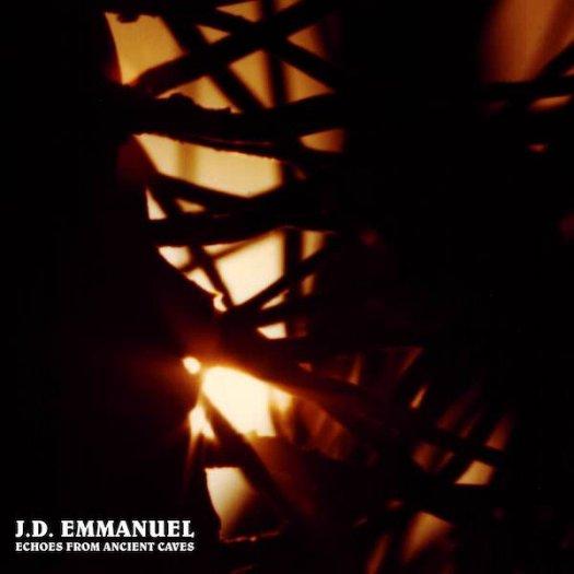 J.D. EMMANUEL / Echoes From Ancient Caves (LP)